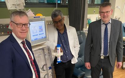Australian first kidney and pancreas transplant for Type-2 diabetes patient