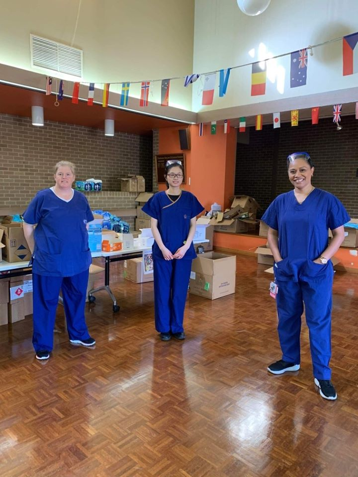 Central Adelaide Local Health Network nurses head to Victoria to help in COVID-19 response