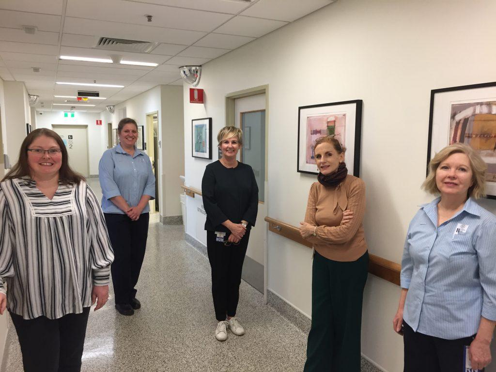 photo of Pain Management Unit staff