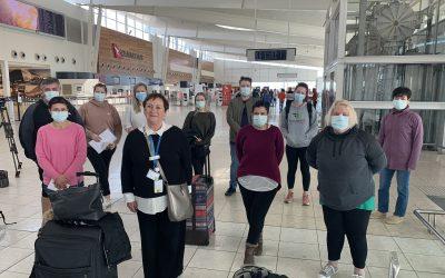 More CALHN nurses help Victoria's COVID-19 outbreak