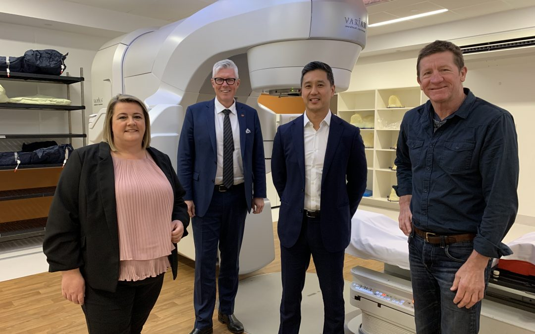 International partnership to help young cancer patients