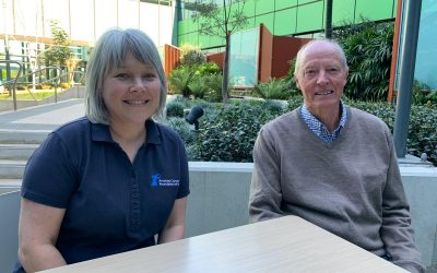No symptoms – prostate cancer diagnosis after a chance meeting on holiday