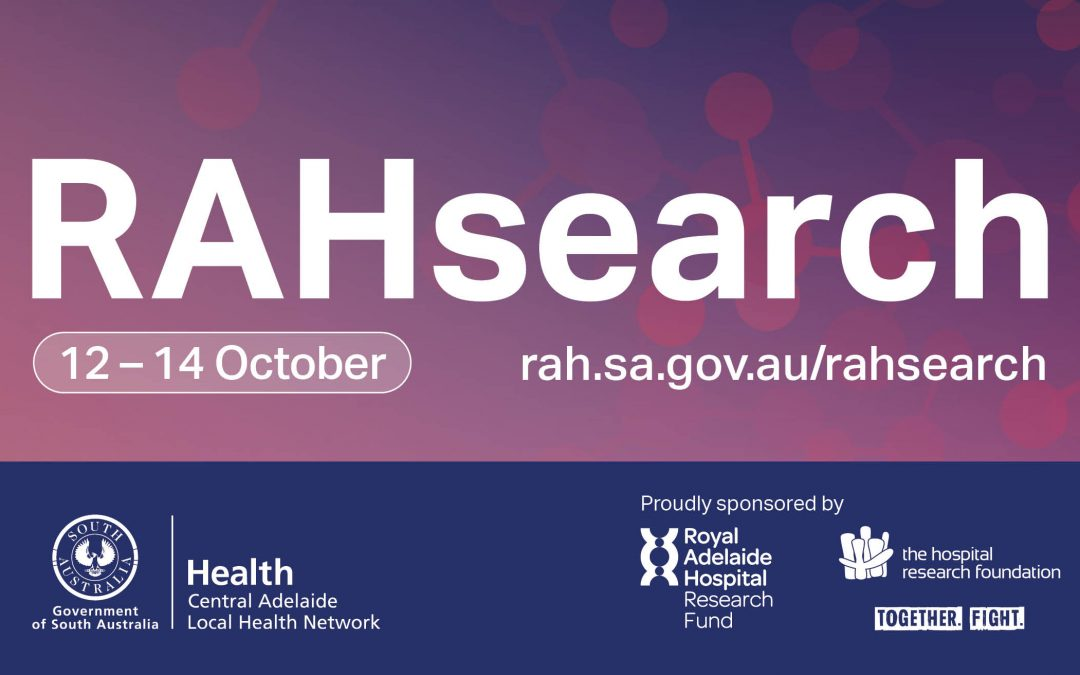 World-class research on show in CALHN Research Week Oct 12-16