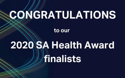 Nine CALHN nominations named as finalists in the 2020 SA Health Awards