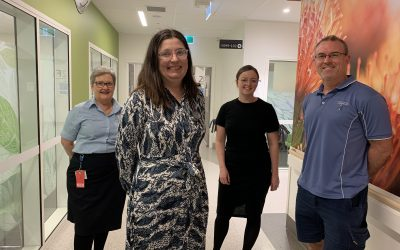 EDGE team helping older patients get the right care