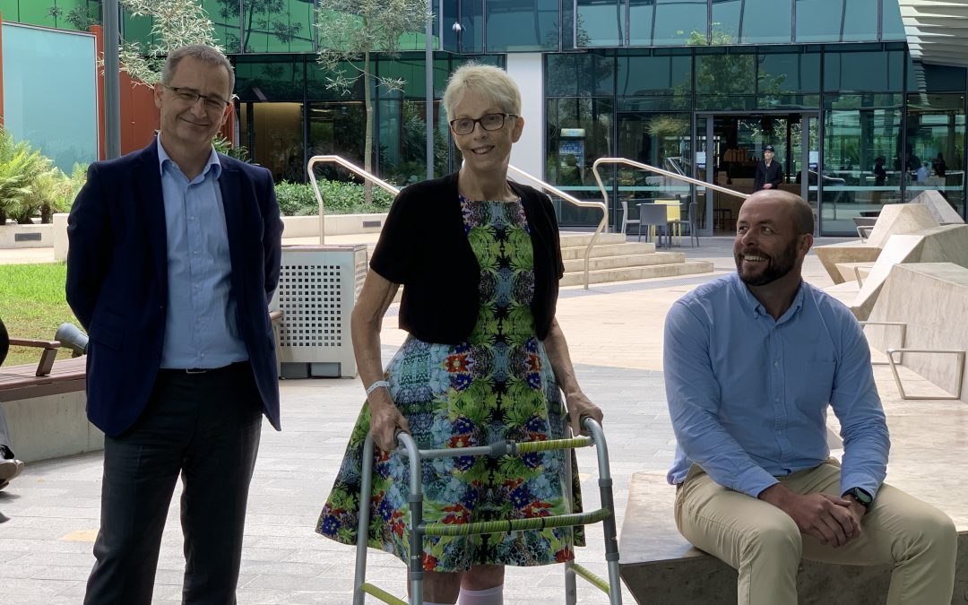 RAH Orthopaedics department ranked best in Australia
