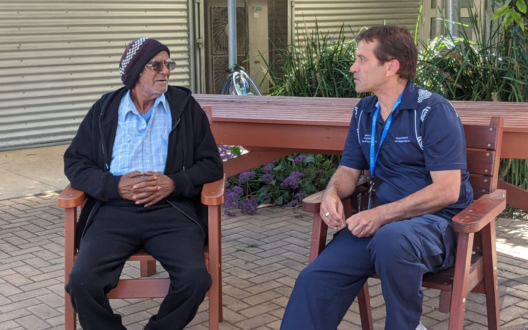 New dialysis chairs at Aboriginal health service