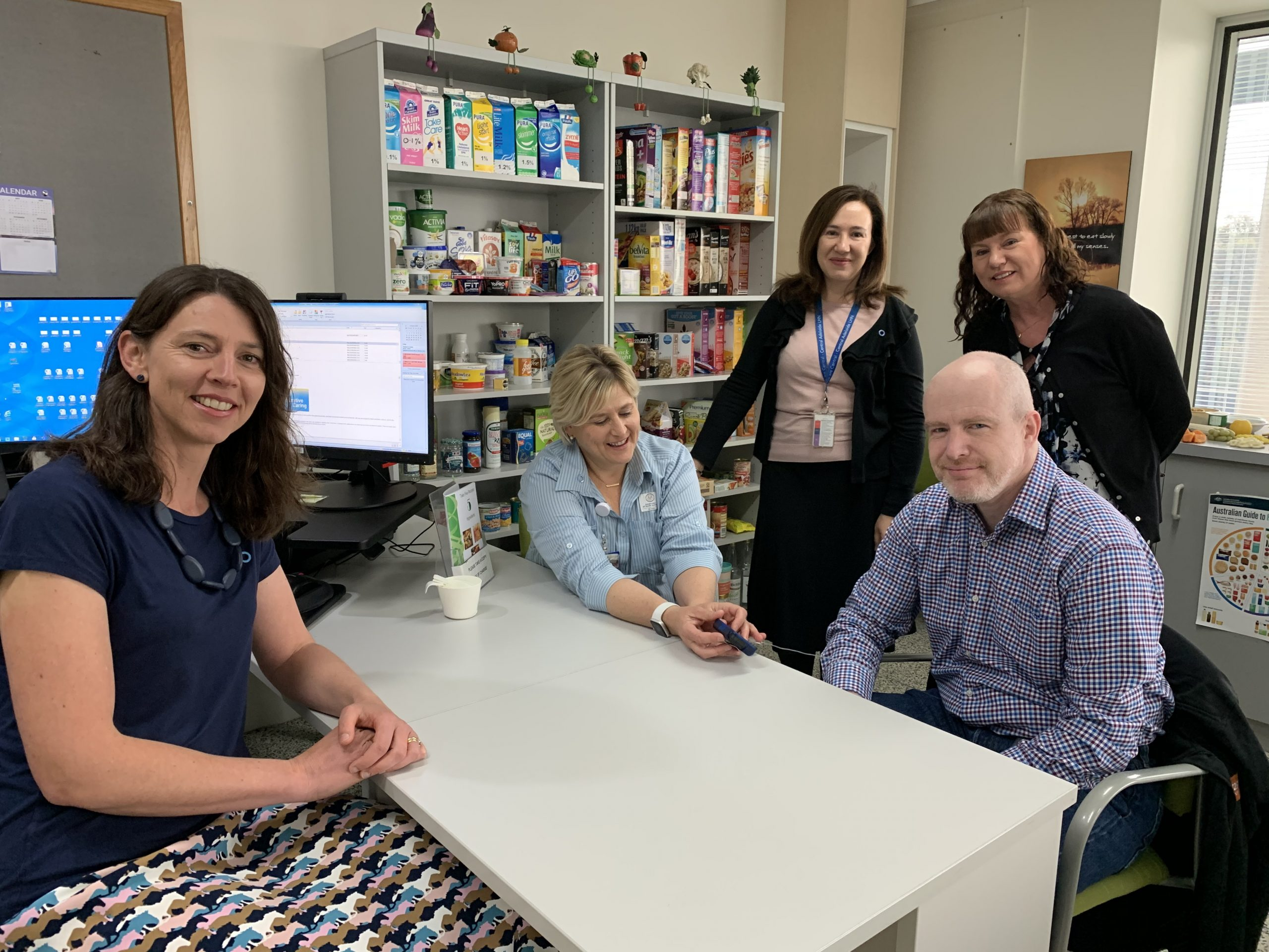 One-stop-shop helping patients manage diabetes