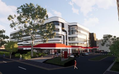 Concept designs for TQEH redevelopment revealed