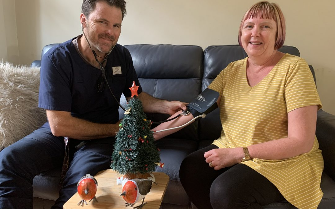 Home for Christmas: out-of-hospital services