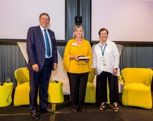 Nurse COVID-19 response world class award