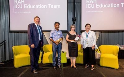 ICU nurses commended for COVID-19 response