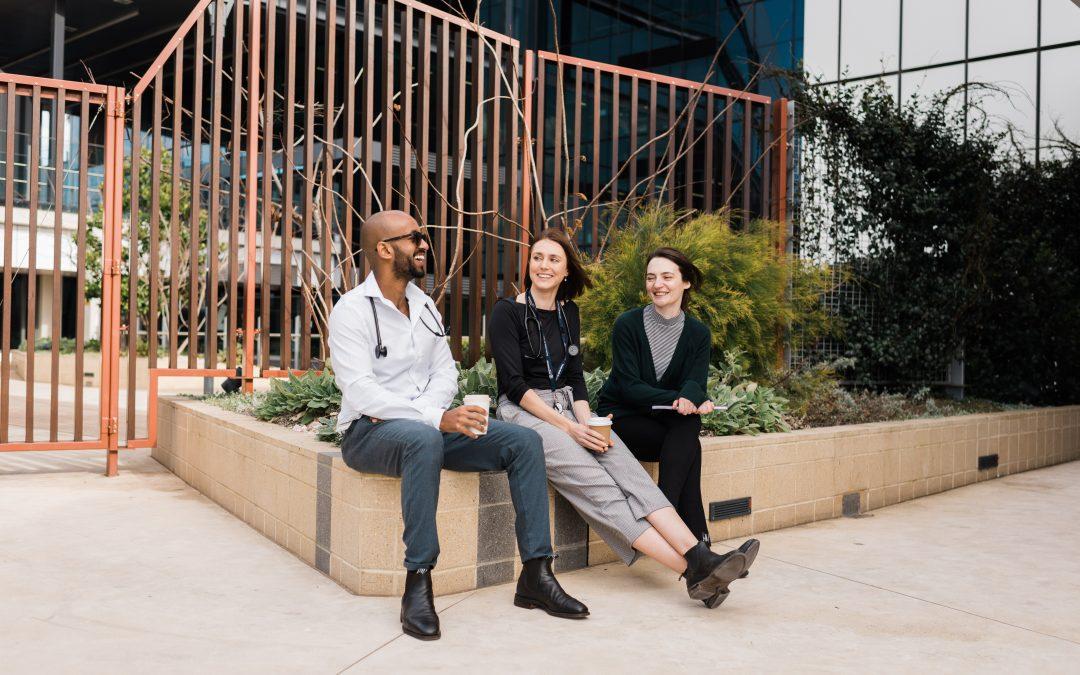 Be Well Tracker: CALHN staff checks mental wellbeing