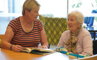 New geriatrics program helps aged care residents