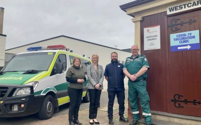 Delivering vaccine support for homeless SA