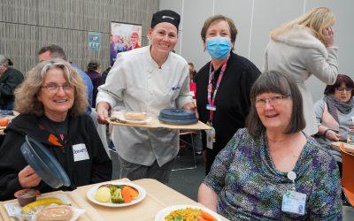 Hospital food passes consumer taste test