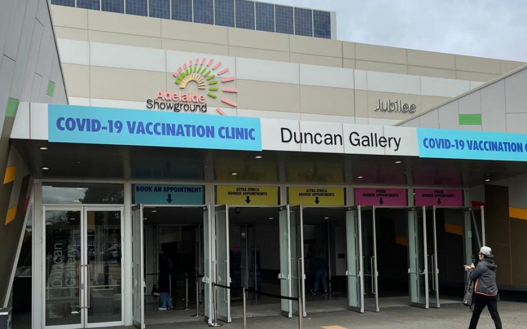 Wayville vaccination clinic expands
