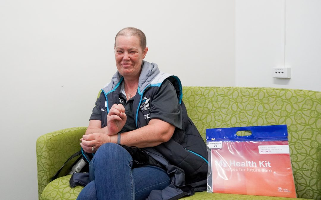 My Health Kit empowers palliative care patients
